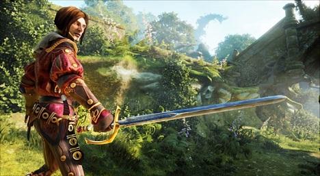 دانلود تریلر بازی Fable Legends Gamescom 2013