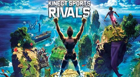 دانلود تریلر بازی Kinect Sports Rivals Gamescom 2013