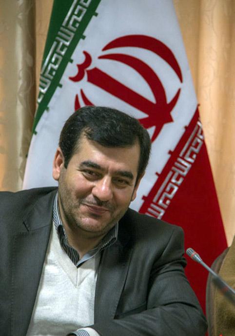 حسن میلانی رئیس حوزه هنری آذربایجان شرقی