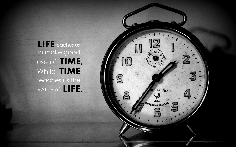 زمان و زندگي