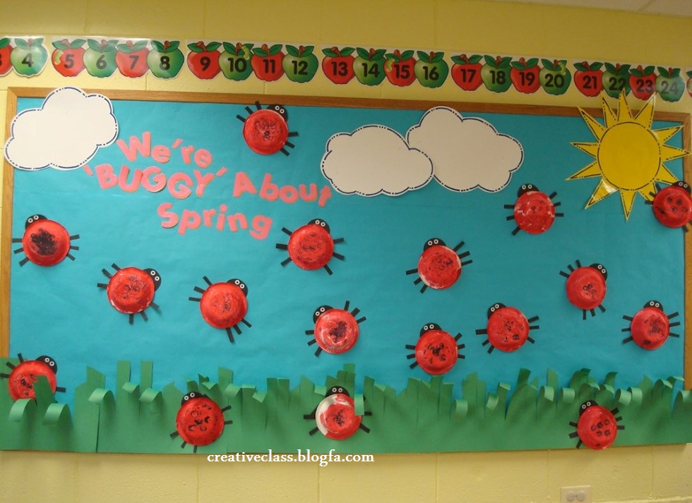 Cool History Classroom Decorations ~ ایده هایی برای تزیین کلاس اول مهر
