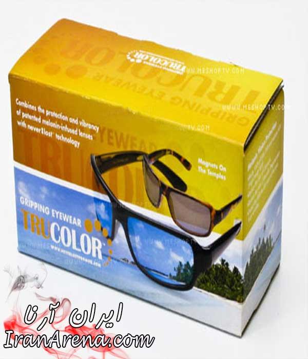 خرید عینک آفتابی تروکالر
