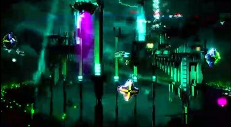 دانلود تریلر بازی Resogun Gamescom 2013