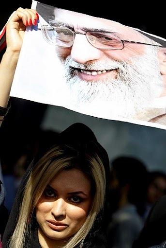 عمار کوچک آقا بچه حزب اللهی ها