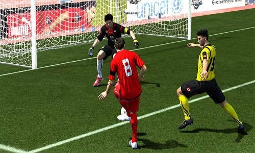 بازی لیگ برتر 92-93