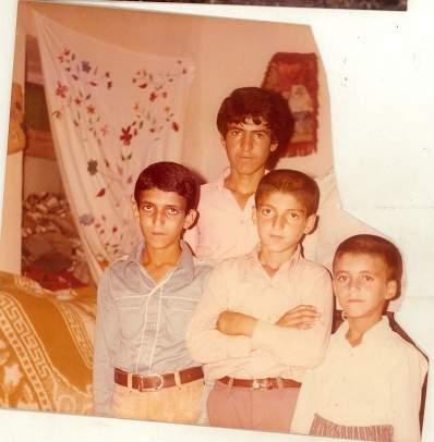 برادران شهید علی اصغر اکبری