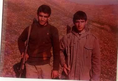 شهید بسیجی علی اصغر عبدی