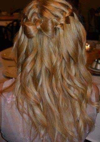 انواع مدل های بافت مو دخترانه زنانه