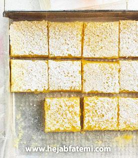 کیک لیموترش