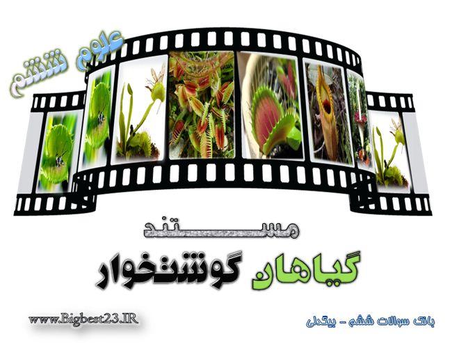 مستند گیاهان گوشتخوار