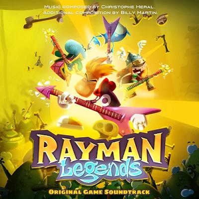 دانلود آلبوم آهنگ بازی Rayman Legends