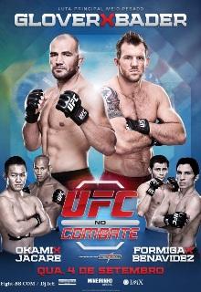 دانلود یو اف سی فایت نایت 28 | UFC Fight Night 28 : Bader vs. Teixeira
