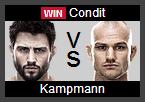 نتایج UFC Fight Night: Condit Vs. Kampmann 2 به تاریخ 8.28.2013