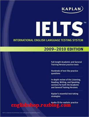 113KAPLAN IELTS 2009 2010 Edition دانلود کتاب KAPLAN IELTS 2009 2010 Edition