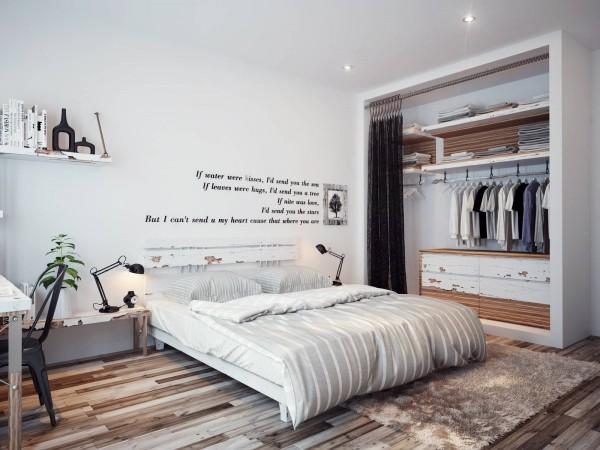 تعداد 5 عدد اتاق خواب مدرن و جذاب با ایده های دلنشین