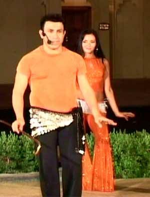 عکس رقص فارسی