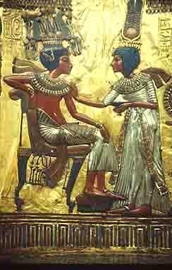 تخت پادشاهی مصر