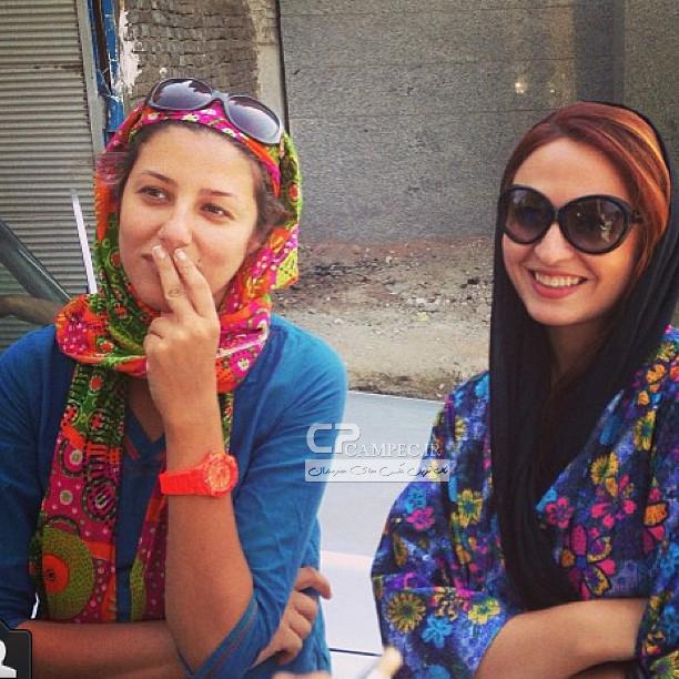 تک عکس های جدید بازیگران زن آخر شهریور 92