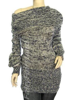 مدل لباس بافتنی زمستانی  مدل لباس بافتنی زمستانی فشن دخترانه