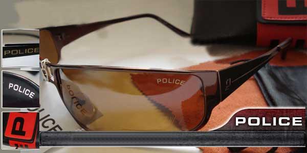 پلیس عینک