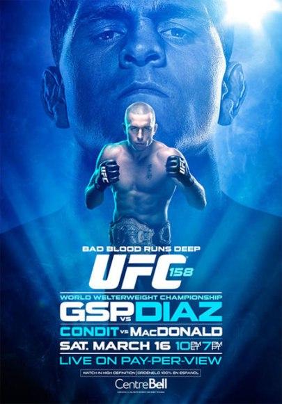 دانلود یو اف سی 158 | UFC 158: St-Pierre vs. Diaz