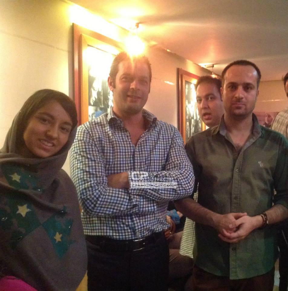 احمد مهران فر ، پژمان بازغی