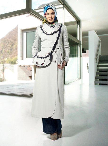 مدل مانتو بلند و پوشیده