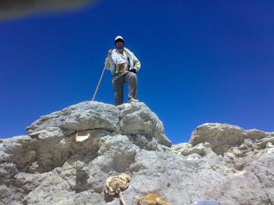 صعود به قله دماوند بدون تجهیزات کوهنوردی