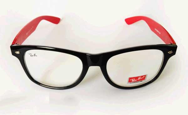 عینک ریبن ویفری شفاف رنگی اصل