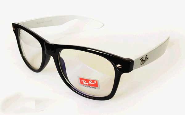 عینک ریبن ویفری شیشه شفاف اصل