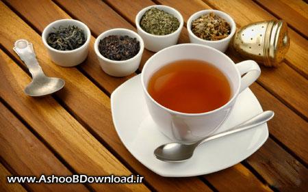 انواع چای های گیاهی و خواص آنها | آشوب دانلود