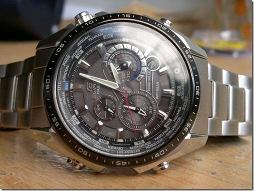ساعت مردانه کاسیو مدل EF-500