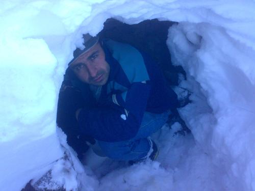 منطقه ییلاقی خشواش زمستان 90