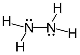 N2h4 Dot Structure سوخت و ساز د�...