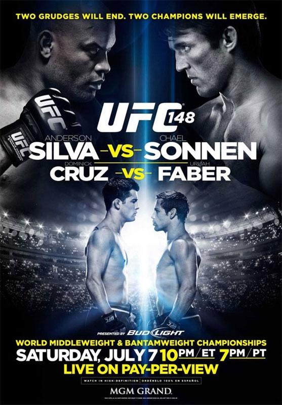 دانلود یو اف سی 148   UFC 148: Silva vs. Sonnen II