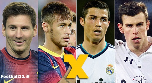 Neymar Messi And Ronaldo Are My Top References In This ...  Neymar