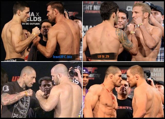 دانلود یو اف سی فایت نایت 29 | UFC Fight Night 29 : Maia vs. Shields