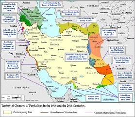 ایران در طی دویست سال گذشته