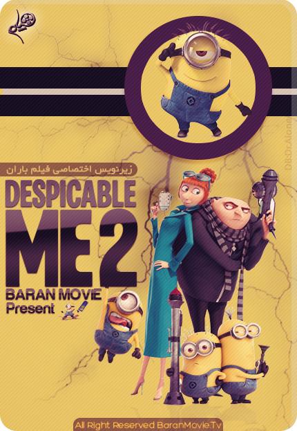 DespicableMe V2 دانلود انیمیشن Despicable Me 2 2013