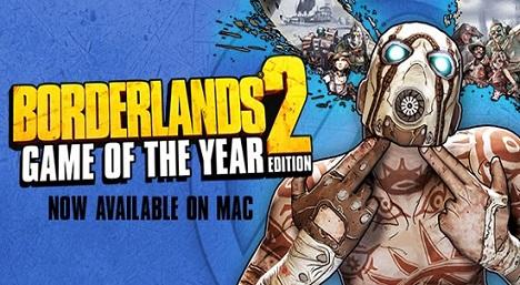دانلود تریلر بازی Borderlands 2 Game of the Year Edition