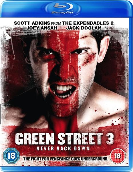 فیلم Green Street 3: Never Back Down 2013