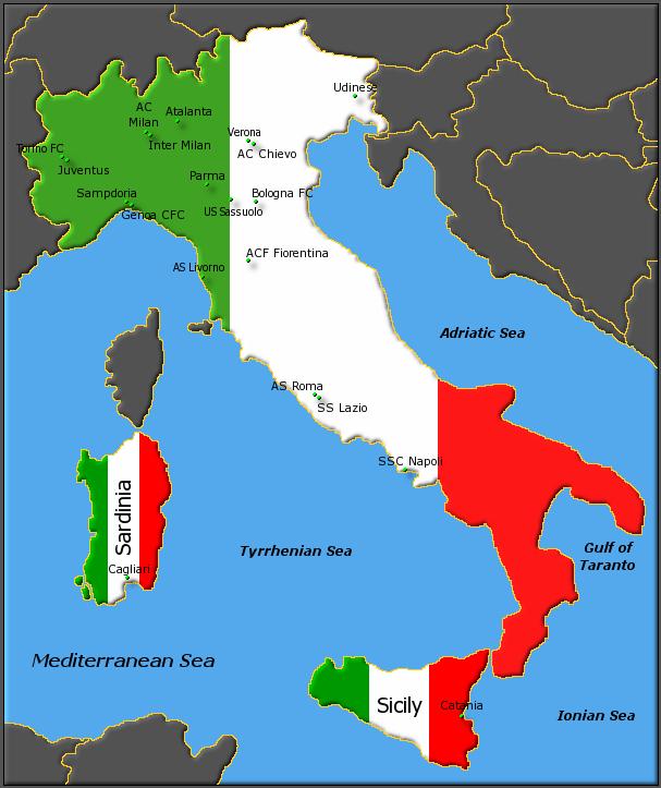 جدول - معرفی - نتایج | سری آ (ایتالیا) | 2014-2013