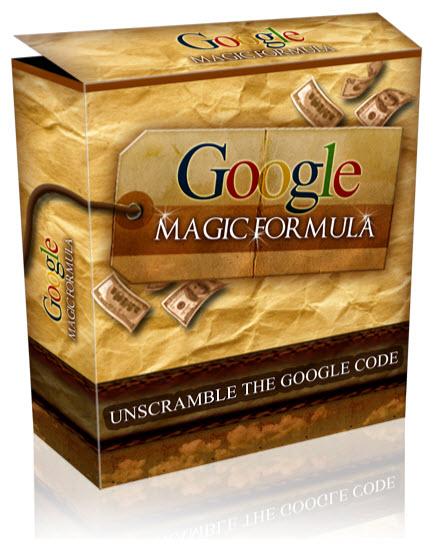 کد ها و راز های جادویی گوگل  Google Magic Formula