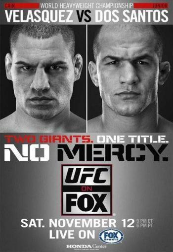 دانلود یو اف سی در فاکس 1 | UFC on Fox 1 : Velasquez vs. dos Santos+نسخه 720