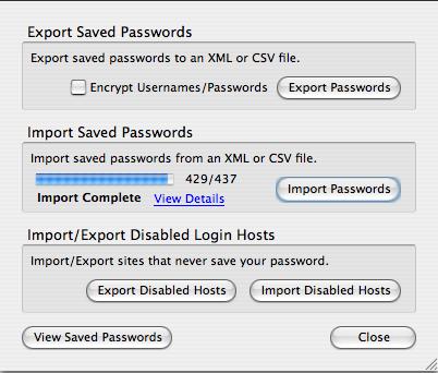 کامپیوتر: راهنمای پشتیبان گیری از کلمات عبور برای استفاده در مرورگر تازه نصب شده!
