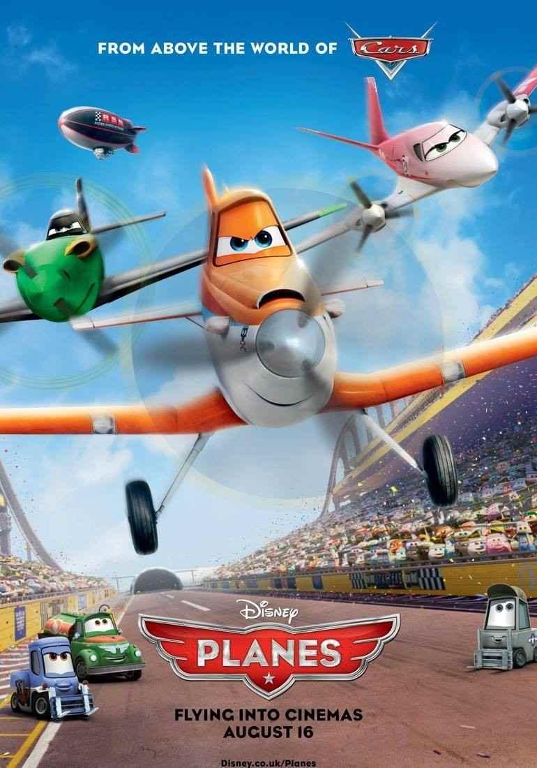 انیمیشن Planes 2013