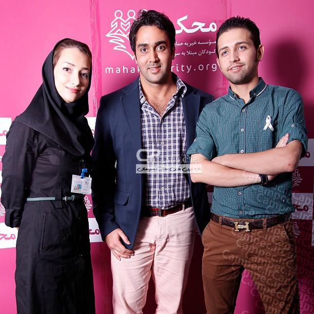 محسن افشانی،پوریا پور سرخ