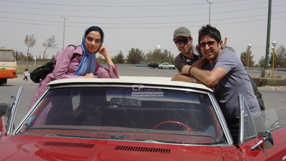 مارال فرجاد و شهاب عباسی