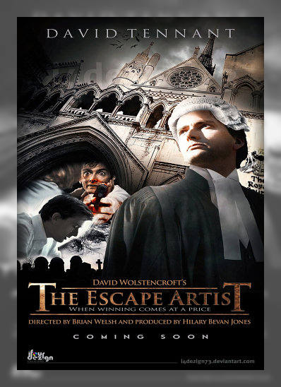 سریال The Escape Artist فصل اول