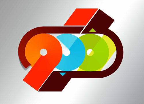 نمایشگاه طراحی های منبرچسبها: photoshop، طراحی لوگو